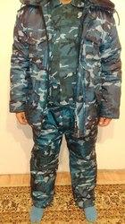 Амуниция оперативка для сотрудников МВД цвет - серый камыш